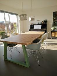 vintage-groen-stalen-frame-boomvorm-blad
