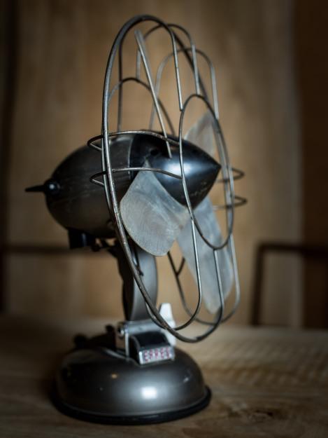 50's ventilator