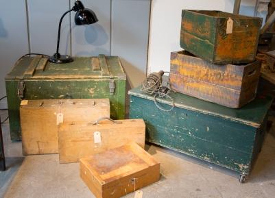 oude kisten